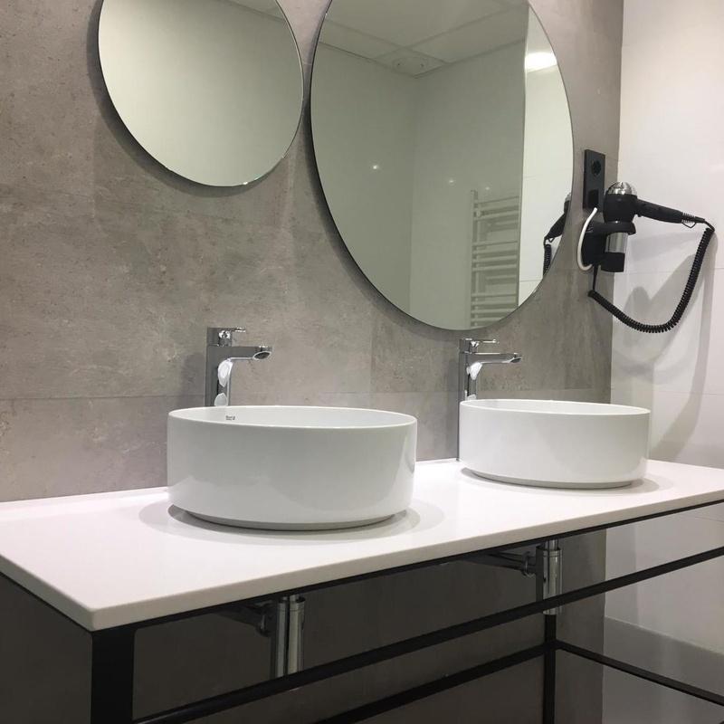 Encimeras de baño: Servicios  de Mármoles Zamora