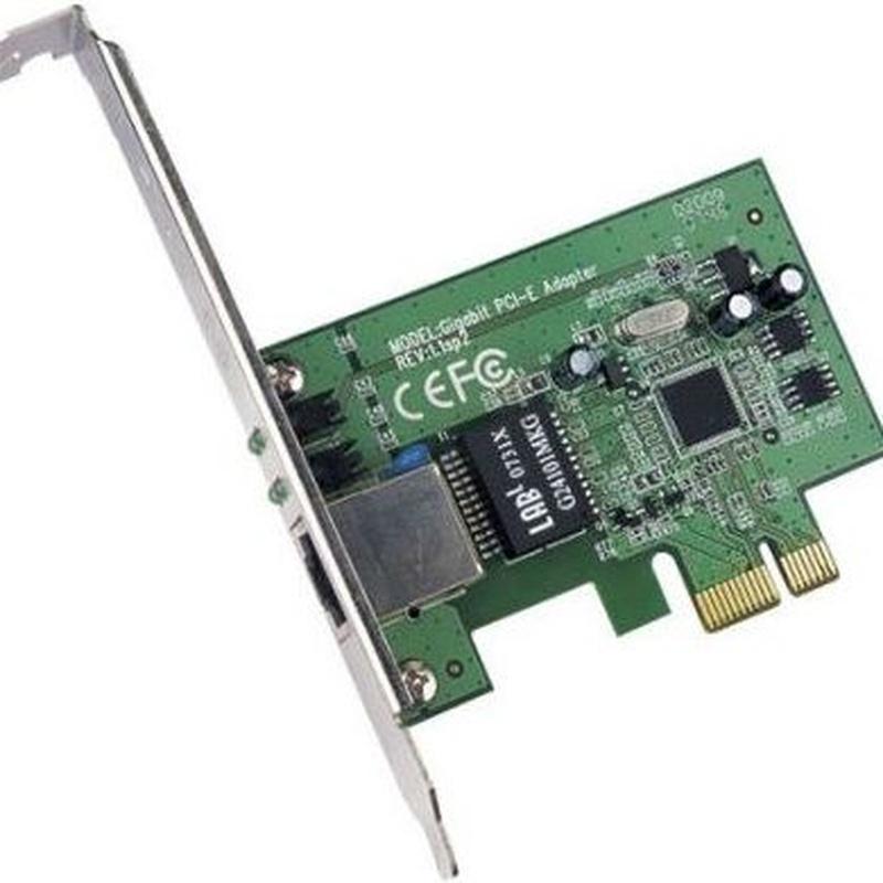 TP-LINK TG-3468 Tarjeta red Gigabit RJ45 PCIe 32b : Productos y Servicios de Stylepc