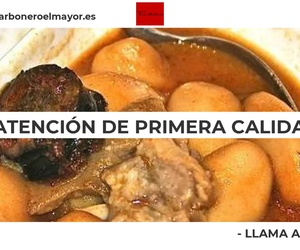 Cocina castellana en Carbonero el Mayor | Bar Restaurante Los Mellizos