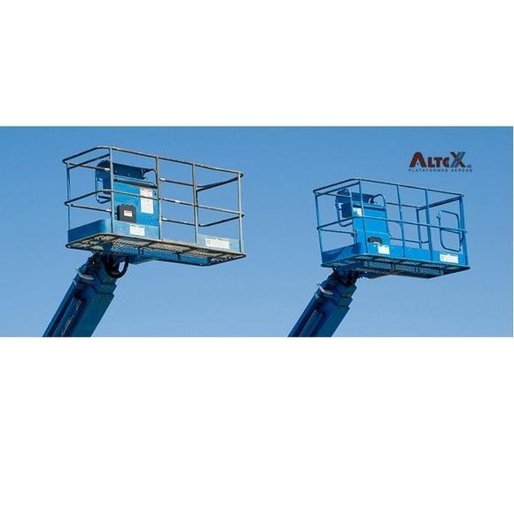 Servicios: Productos y servicios de Altex Plataformas Aéreas S.L.