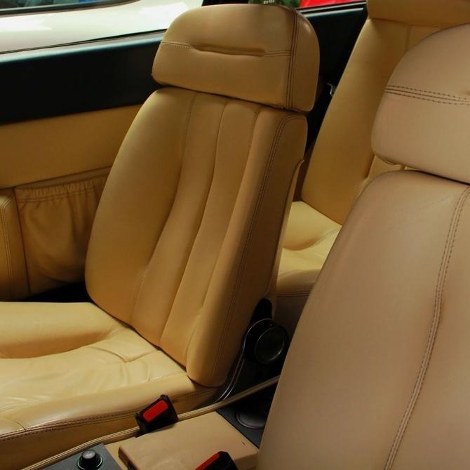 Ventajas de una buena tapicería de cuero en el coche