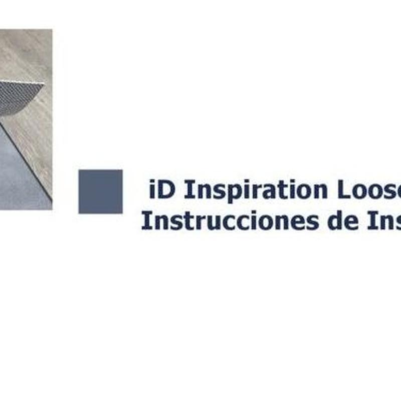 Pavimentos: Catálogo de Decorfer, S.A.