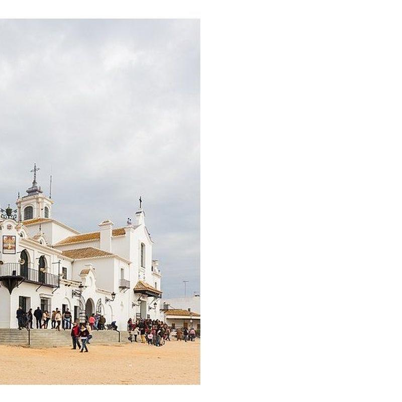 Casa en El Rocío: Turismo rural de Casa en El Rocío