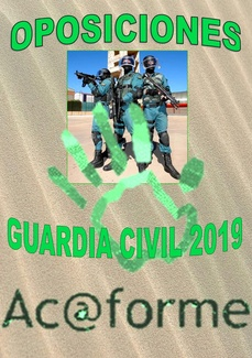 DOS APROBADOS OPOSICIONES GUARDIA CIVIL 2018