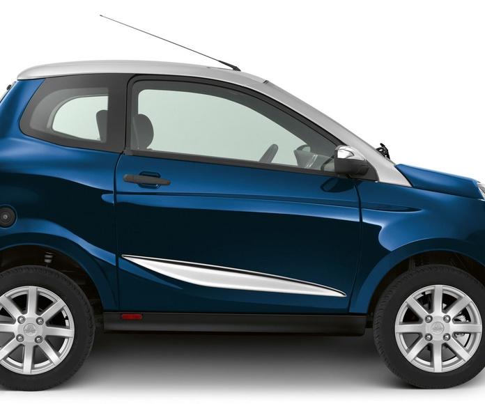 MINAUTO GT: Vehículos y Repuestos de Auto-Solución, S.L.