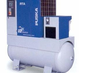 Compresores rotativos de tornillo modelo READY RTA-15/10-500S