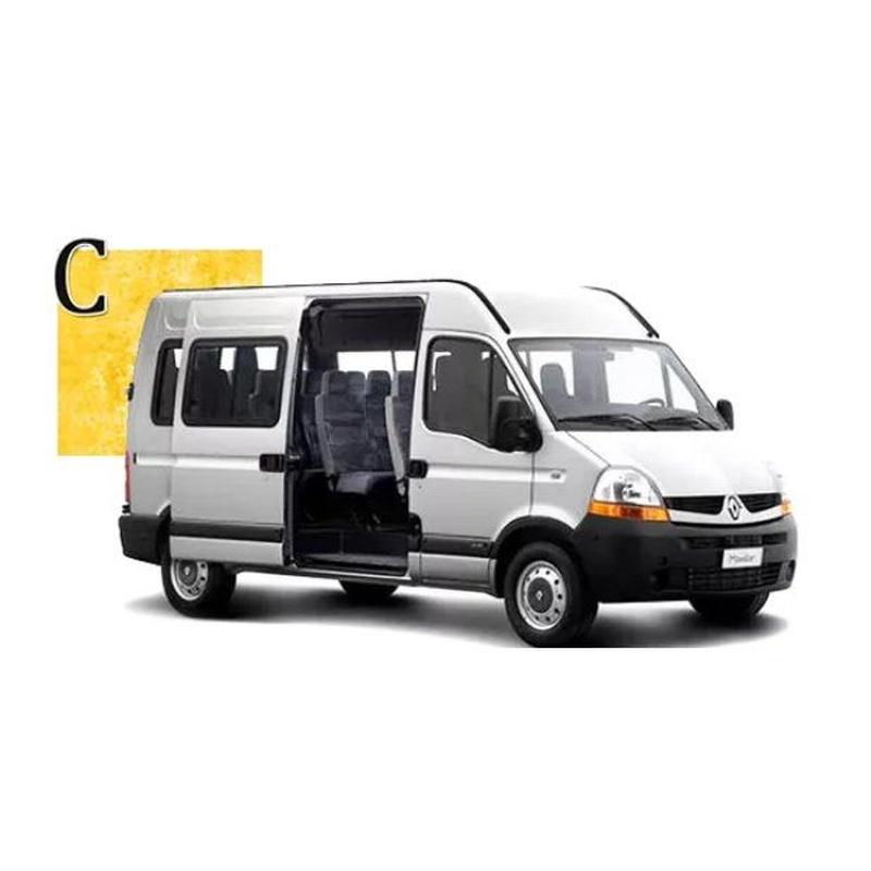 Master 9 plazas: Servicios de Elite Van