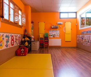 Aula Naranja (2-3 años)