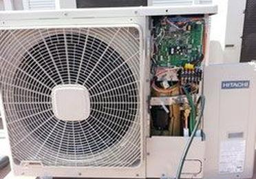 Reparación y mantenimiento  de aire