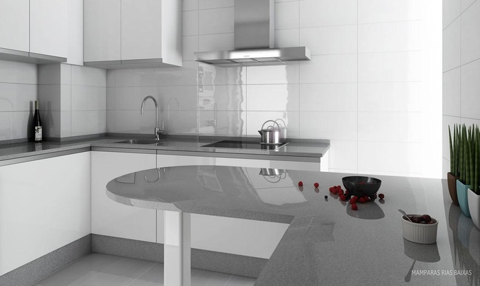 Cocina: Catálogo de Mamparas Rías Baixas