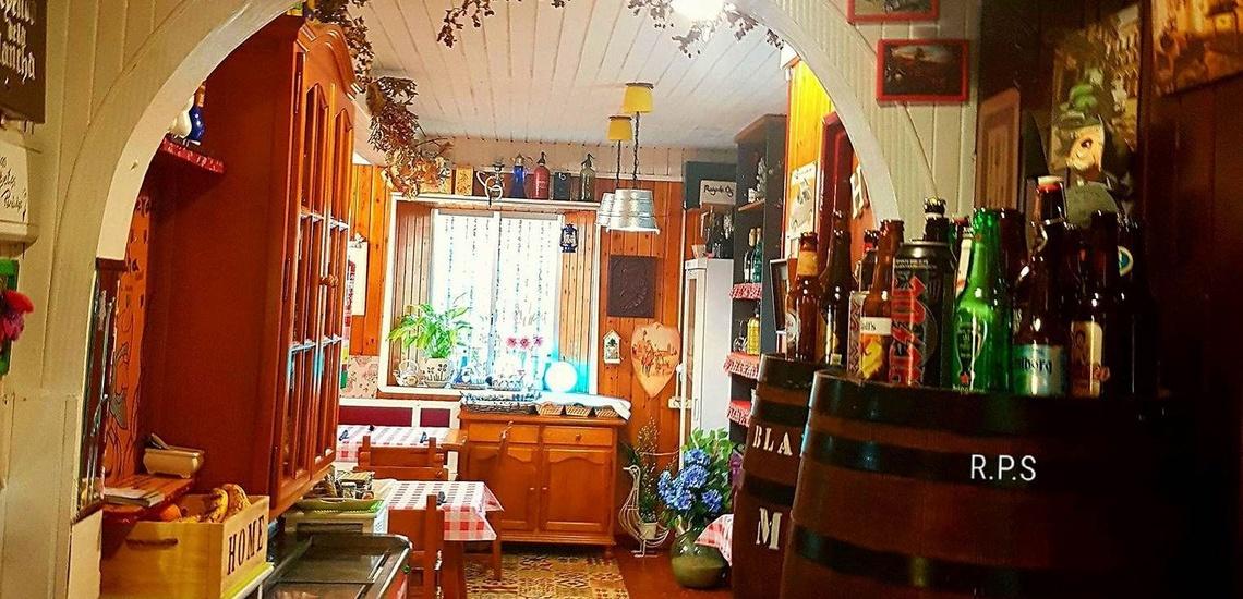 Bar de menú en Santander ambientado en El Quijote