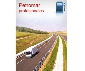 Fuchs: Servicios de Gasóleos Petromar