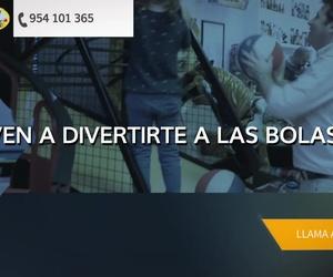 Parque de bolas en Sevilla | Las Bolas