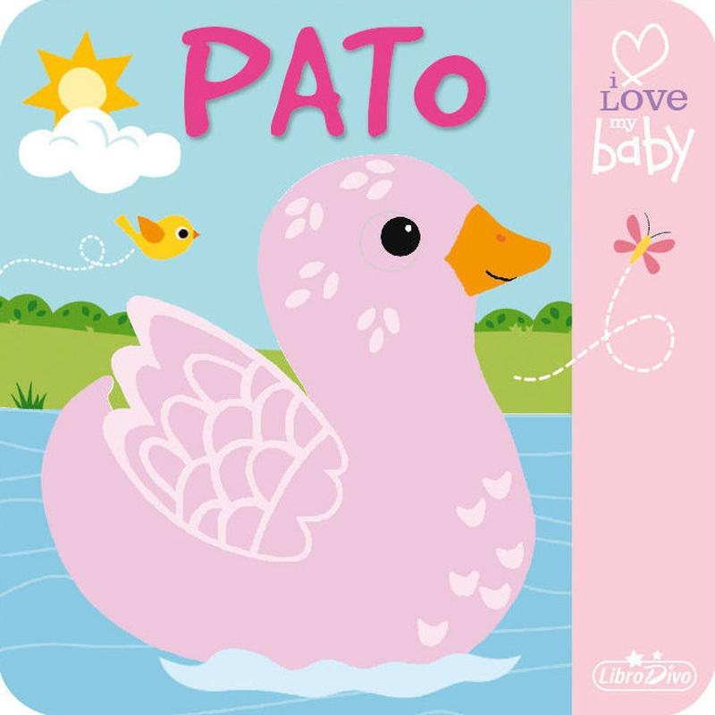 Libro de baño PATO. 9788416377756