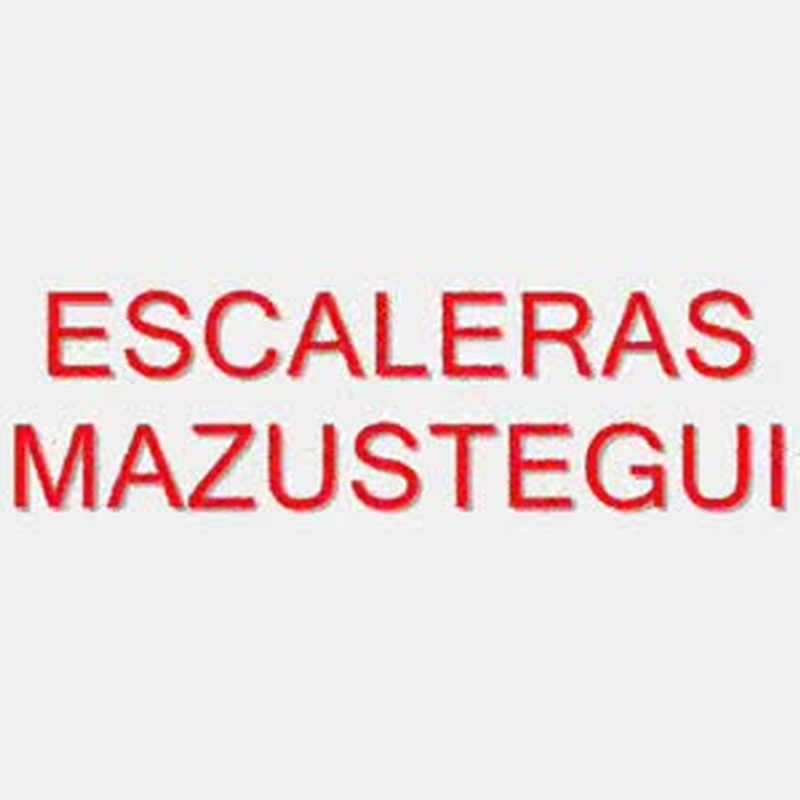 video escaleras: PRODUCTOS de CARPINTERIA MAZUSTEGUI S.L