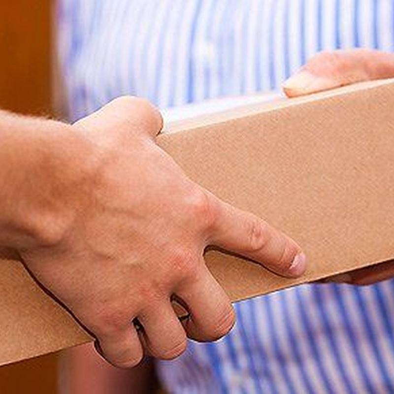 Recogida y envío a domicilio: Servicios de Servicio Tec. Independiente de Thermomix