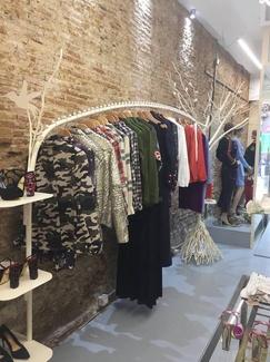 Estanterías para tiendas de ropa Murcia