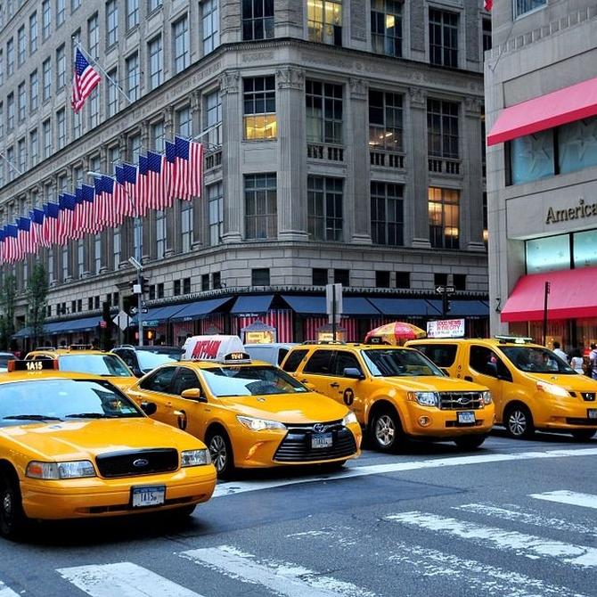 Taxis de cine