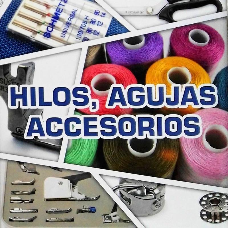 Hilos, agujas, guías, tijeras, accesorios: Productos de Cotexma