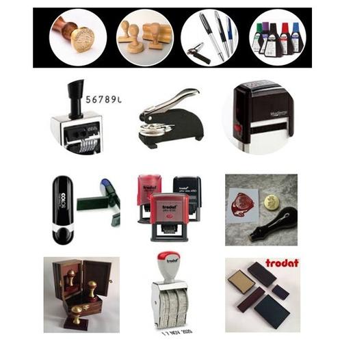 Fábrica de sellos de caucho y artículos de marcaje
