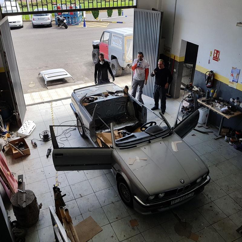 Restauramos Vehículos Antiguos: Servicios de Taller Hernández Torres