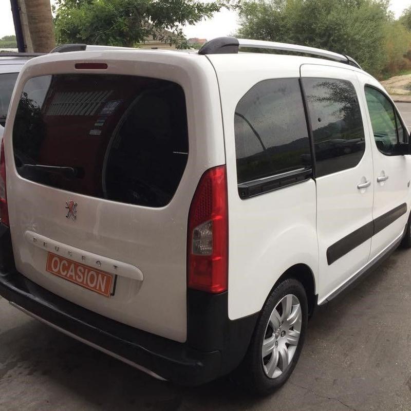Peugeot Partner 1.6 HDI 90CV:  de Ocasión A Lagoa