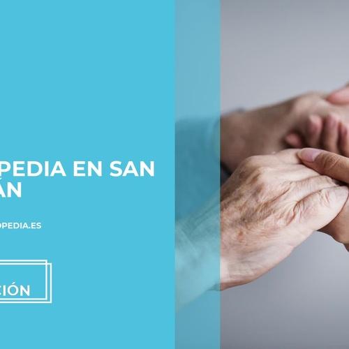 Tienda de ortopediaen San Sebastián | Ortoberri