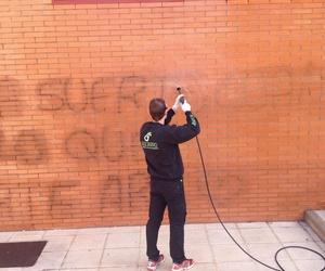 Limpieza de grafitis Cuencas