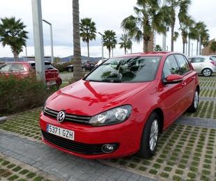 Volkwagen Golf 2.0 TDI Advance 5.puertas año 2010 10300 €