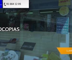Fotocopias en Móstoles | Copicentro