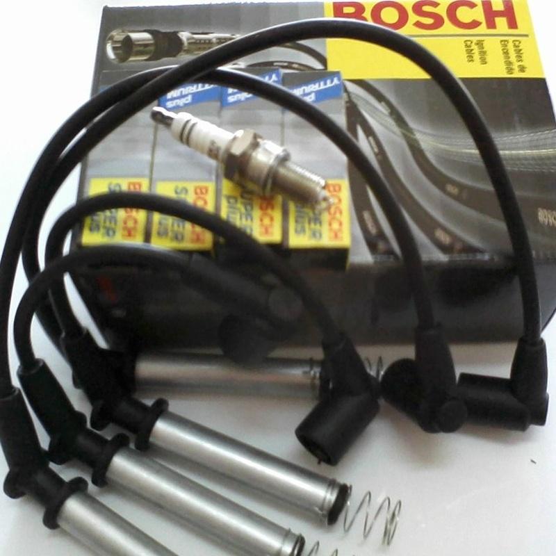 Cables de bujías (Bosch): Servicios de Carreras