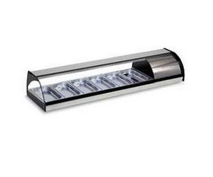 Cubeta base especial para vitrinas de sobremostrador