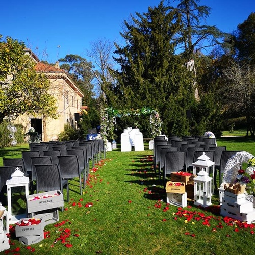 Decoración floral para todo tipo de eventos en Gijón