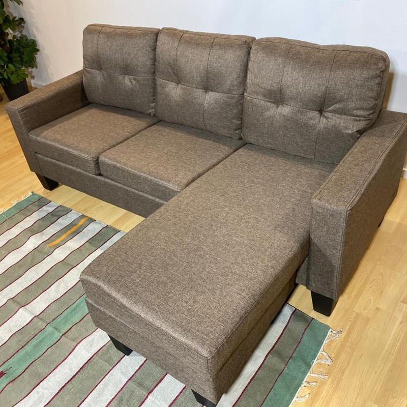 Sofá chaise longue beige. 200 € más 30 de gastos de envío.: Productos de Remar Valencia