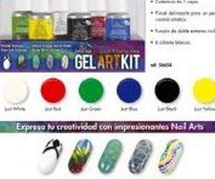 Geles IBD: Productos y Servicios de Natali Nail