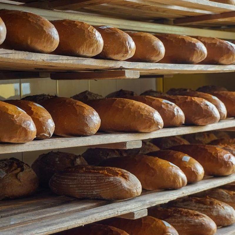 Panadería: Productos y Servicios de Alimentación Mariluz