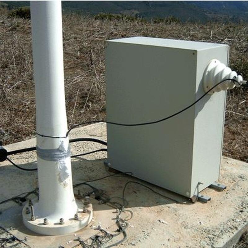 Acoplador para Antena Vertical Navtex: Productos de Invelco