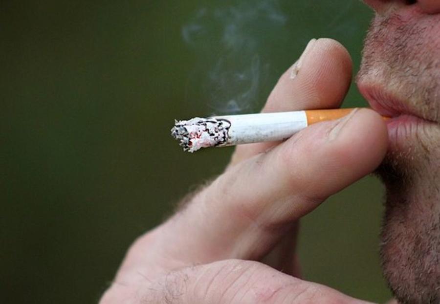 El efecto del tabaco sobre tus dientes
