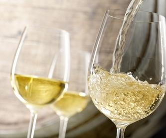 Vinos rosados: Carta de Restaurante Arrocería Es Arcs