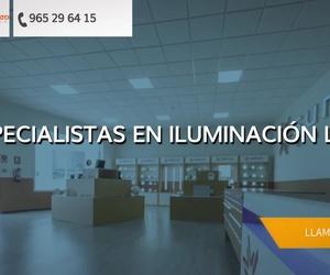Tiendas de iluminación en Alicante: Sunled Group