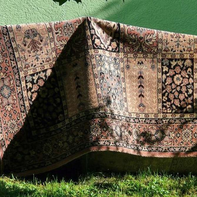 Cómo limpiar las manchas de barro en las alfombras