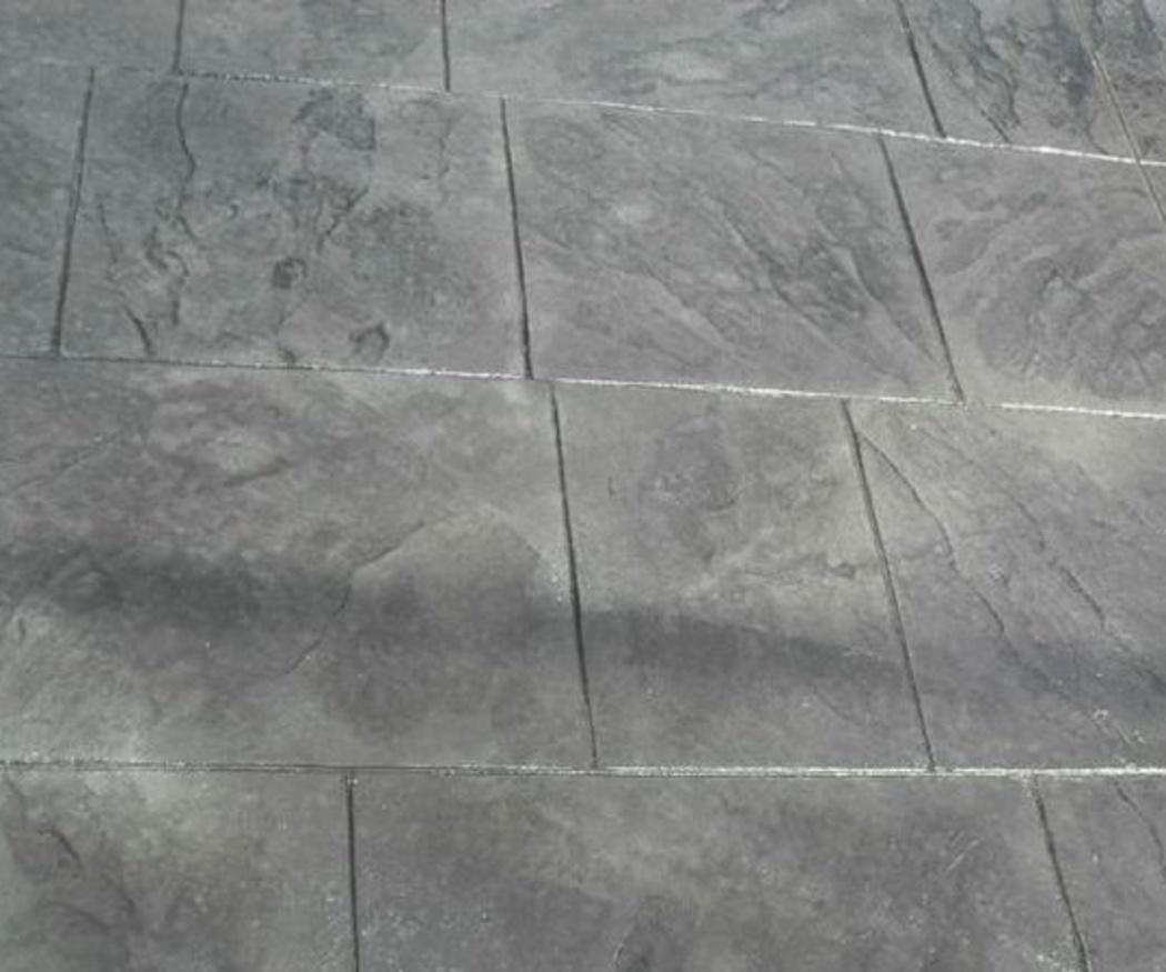 Hormigón impreso, el pavimento ideal para tu cocina exterior