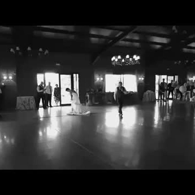 Baile para novios personalizados: Servicios de Escuela de danza Patricia Doménech