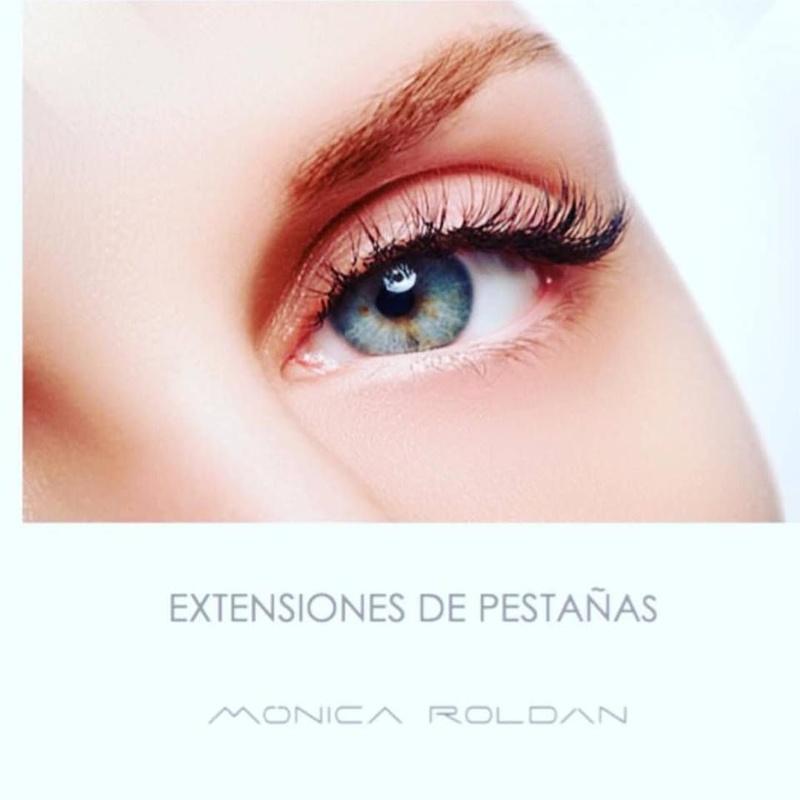 Pestañas: Servicios de Mónica Roldán