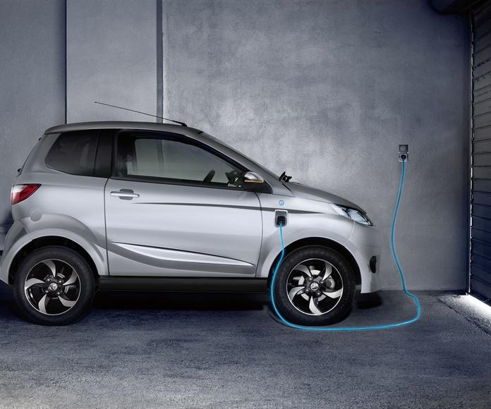 ELECTRICOS: Vehículos y Repuestos de Auto-Solución, S.L.