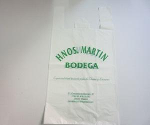 Fabricante de bolsas de plástico en Madrid