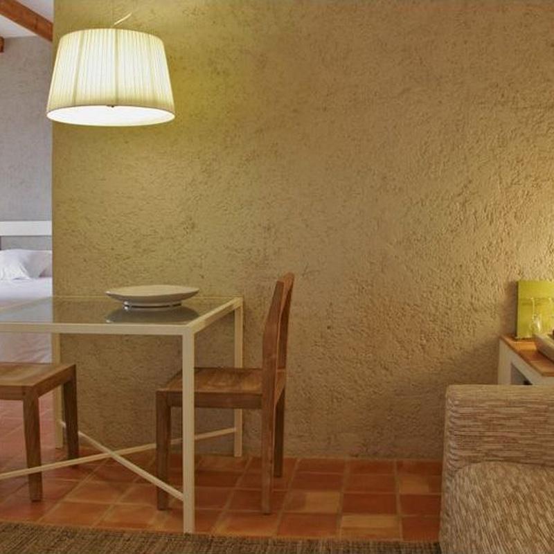 Suite estándar: Nuestros servicios de Aldea Roqueta