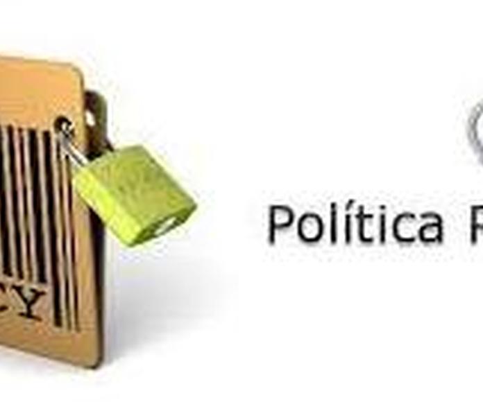 Política de Privacidad