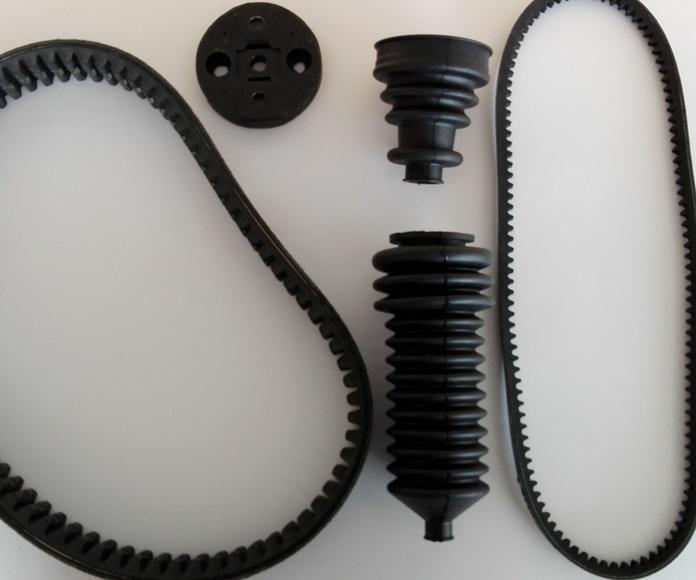 correas y cables: Vehículos y Repuestos de Auto-Solución, S.L.