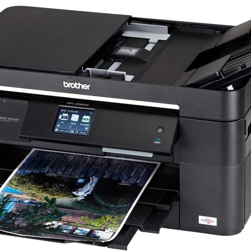 Renting de impresoras: Servicios de Upi Campos